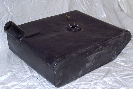 Jeep CJ Fuel Tank (Underseat) RH side