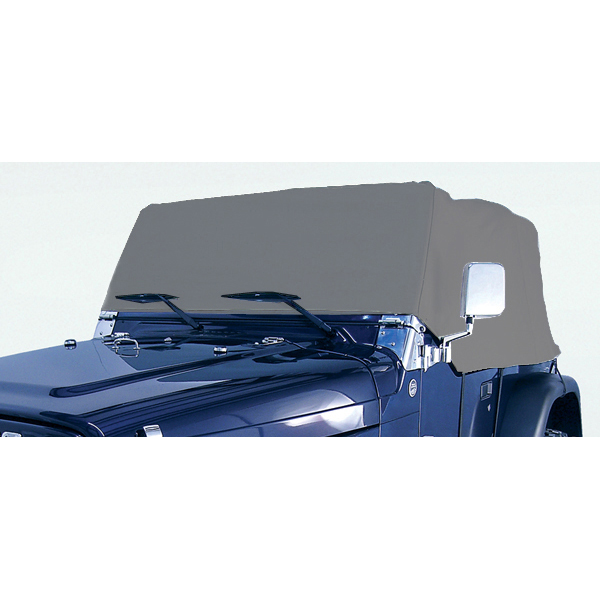 WEATHER LITE JEEP CAB COVER, ALL CJ7 & WRANGLER 76-06