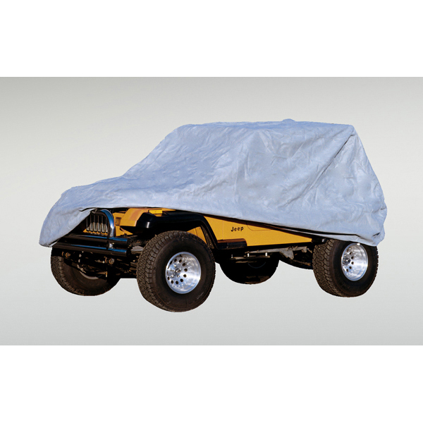 WEATHER LITE FULL JEEP COVER, ALL CJ7 & WRANGLER