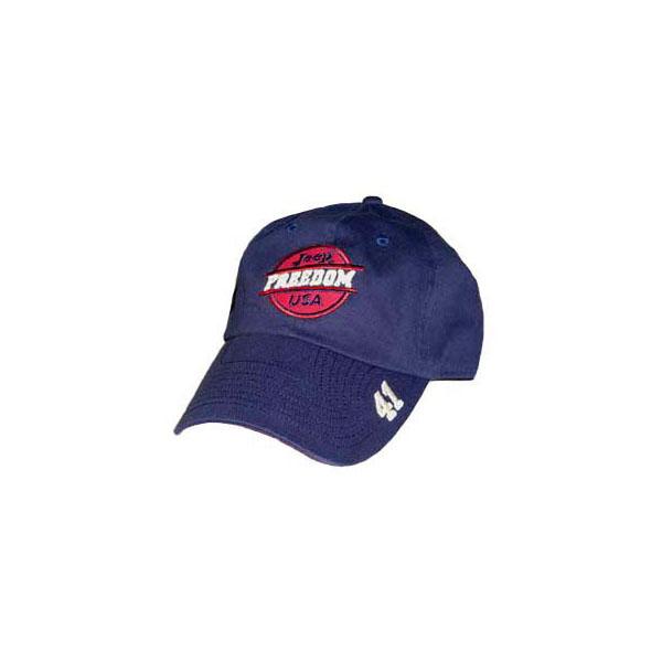 HAT-NAVY-FREEDOM CIRCLE
