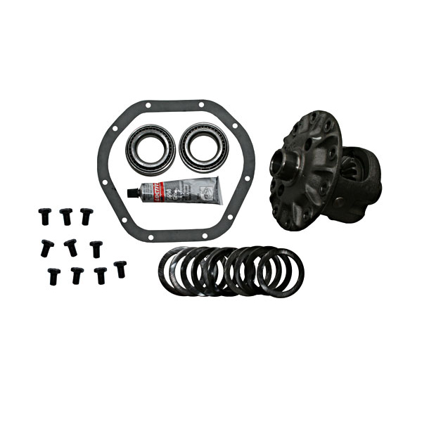DIFFERENTIAL CASE ASSEMBLY KIT 03-06 TJ REAR DANA 44 WITH TRAC LOK