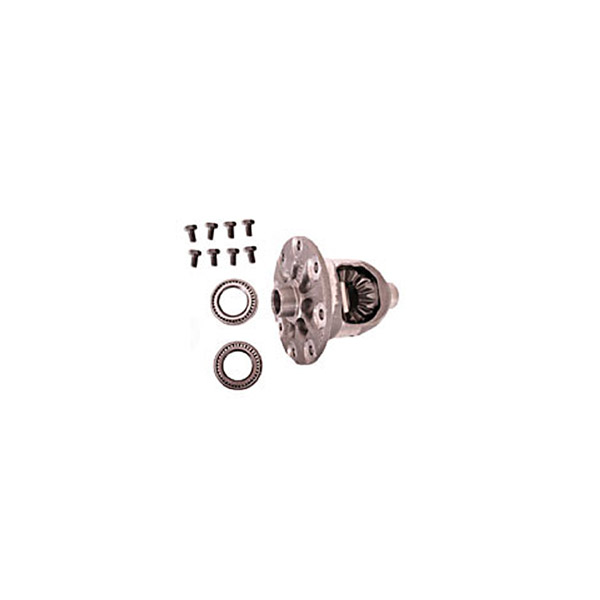 DIFFERENTIAL CASE ASSEMBLY KIT (01-02 TJ)  REAR DANA 35 (3.73 RATIO) TRAC LOK