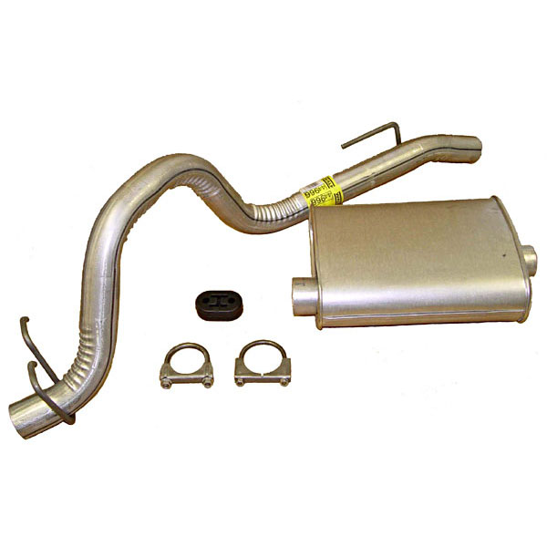 CATBACK EXHAUST 87-90 4.2L YJ