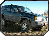 4 Jeep ZJ Suspension Lift Kit