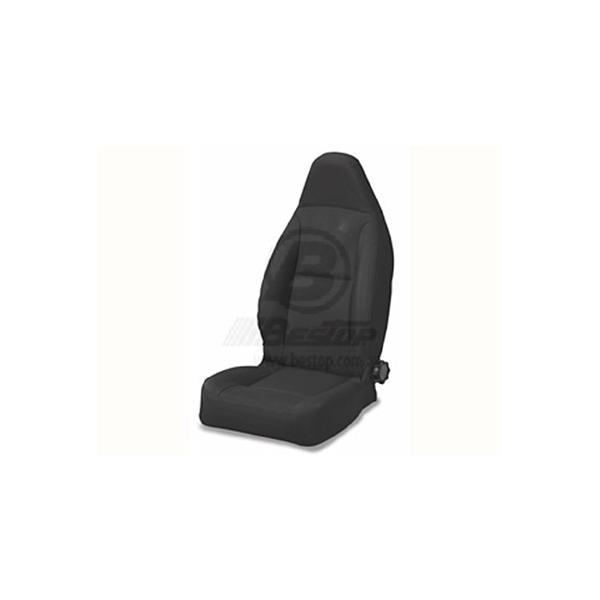 SEAT, BLACK BESTOP RECL. SPORT
