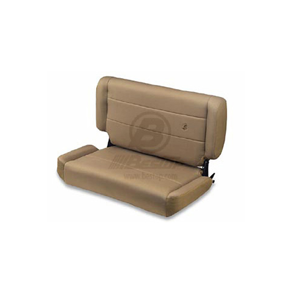 SEAT FOLD & TUMBLE REAR FABRIC TJ SPICE