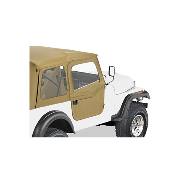 2 piece doors cj7 76 86 jeep parts guy all the jeep parts you need. Black Bedroom Furniture Sets. Home Design Ideas
