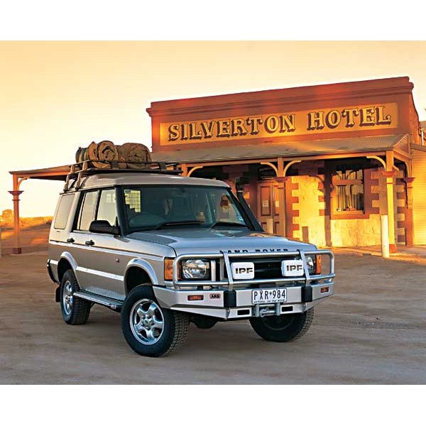 BUMPER, ARB, 99-02 LAND ROVER DISCOVERY II