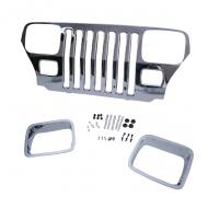 GRILLE OVERLAY COVER YJ MOPAR