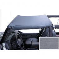 SUMMER BRIEF, GRAY, 87-91 JEEP WRANGLER