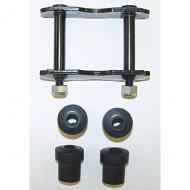SHACKLE KIT FRONT 76-86