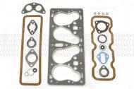This is an Upper Gasket Set for the 134 F-Head Willys Hurricane Engine. It will fit the following vehicles:  1950 Willys Jeepster  1966-1971 Jeep Jeepster Commando  1953-1968 CJ-3B  1955-1971 CJ-5  1956-1971 CJ-6  1950-1961 Willys Jeep Truck  1950-1961 Willys Jeep Wagon  1953 Willys 475A Lark  1952-1971 Willys M38A1  Factory Part Number: 801344