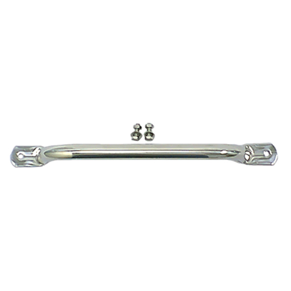 DASH GRAB BAR, STAINLESS, 55-95 CJ & WRANGLER