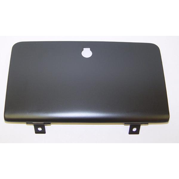 GLOVE BOX DOOR BLACK CJ
