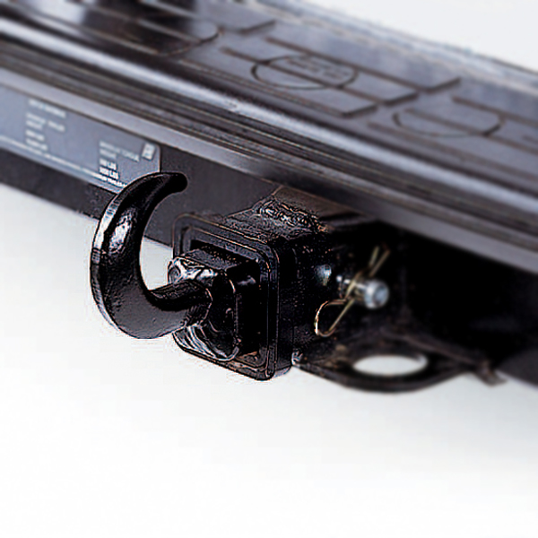 RECEIVER TOW HOOK, ALL 2 RECEIVER HITCH BOXES (HITCH PIN NOT INCLUDED)