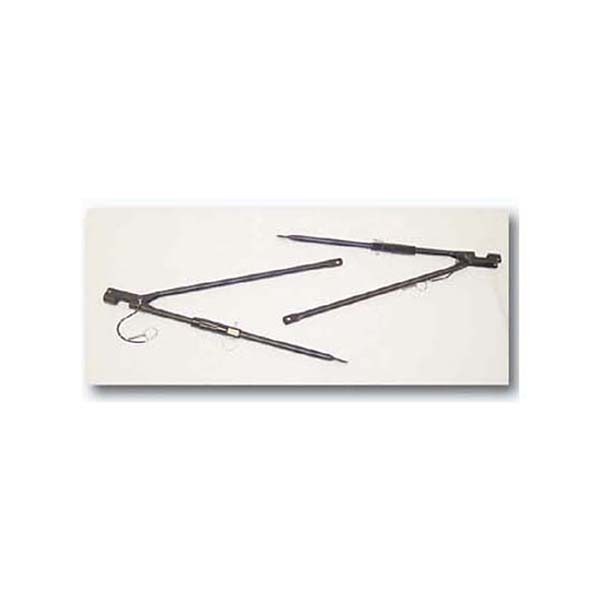 ULTIMATE ADJUSTABLE SPREADER BARS, 87-95 WRANGLER (PAIR)
