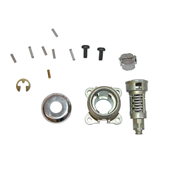 Lock Cylinder Door 99 04 Jeep Parts Guy All The Jeep
