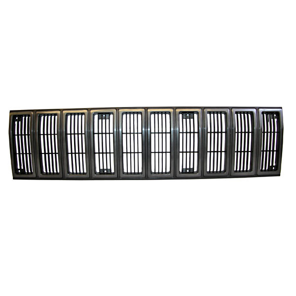 GRILLE INSERT XJ BLACK/GREY