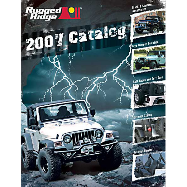 CATALOG 48-PAGE RUGGED RIDGE