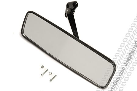 Jeep CJ Rear View Mirror