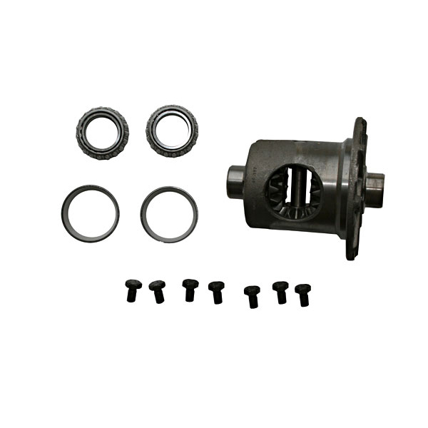 DIFFERENTIAL CASE ASSEMBLY KIT 01 XJ, 01-02 TJ REAR DANA 35 WITH 3.07 TRACK LOK
