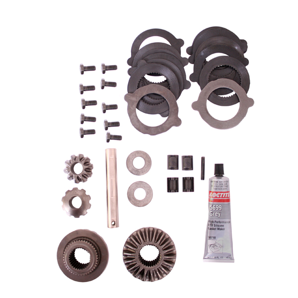 DIFFERENTIAL INNER PARTS KIT (01-06 TJ) REAR DANA 44 WITH TRAC LOK