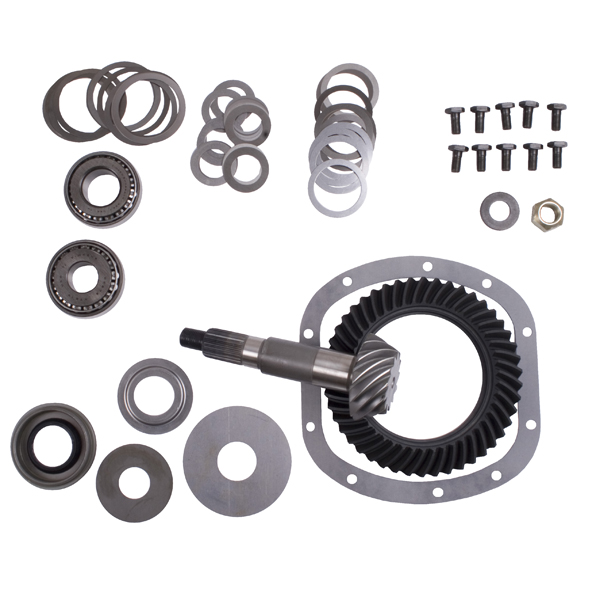 RING & PINION 3.54 DANA 30