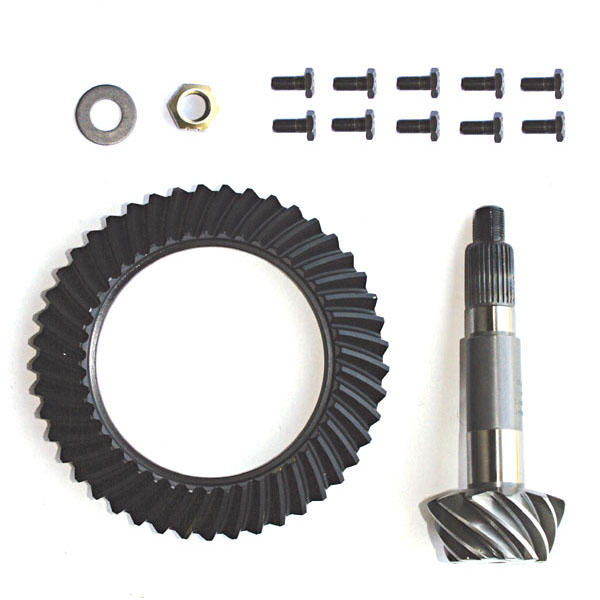 RING & PINION 4.09:1 87-90 XJ REAR DANA 44 NON LOCKING, 87-93 XJ REAR DANA 44 LOCKING, 91-96 YJ LOCKING