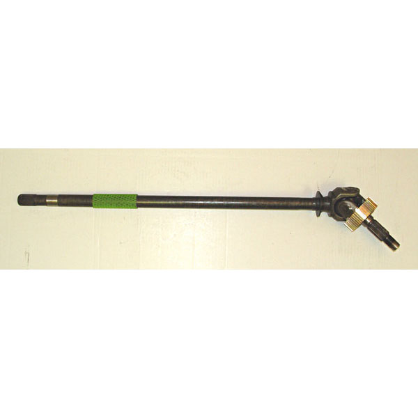 AXLE ASSEMBLY FRONT ABS TJ/ZJ