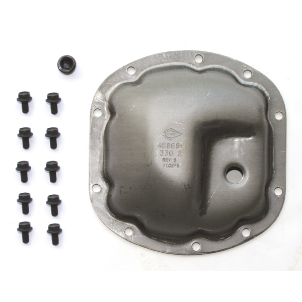DIFFERENTIAL COVER KIT 99-06 TJ FRONT DANA 30