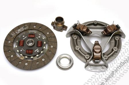 Clutch Kit -  CJ 8.5 Inch