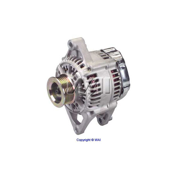 ALTERNATOR 99-00 2.5L TJ, 99 4.0L TJ. 99-00 XJ, 99 XJ 2.5L 117 AMP