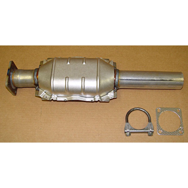 CATALYTIC CONVERTER 4&6 CYLINDER YJ