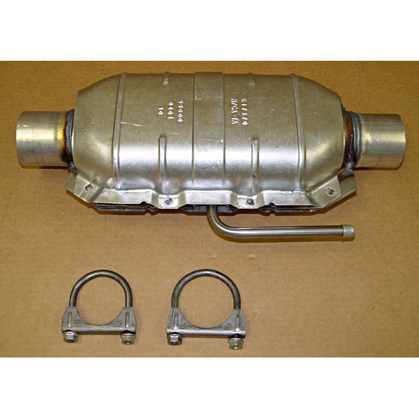 CATALYTIC CONVERTER 75-78 6&8 C
