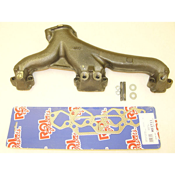 EXHAUST MANIFOLD V8 LH KIT