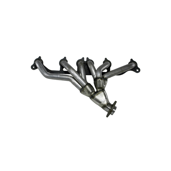 HEADER ASSEMBLY, 91-98 4.0L WRANGLER/CHEROKEE INCLUDES MANIFOLD GASKETS, 409 STAINLESS