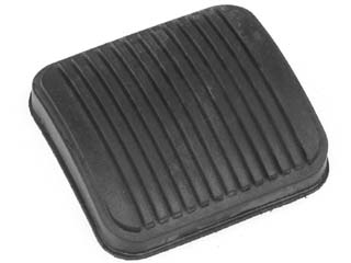 Jeep Pedal And Clutch Pads