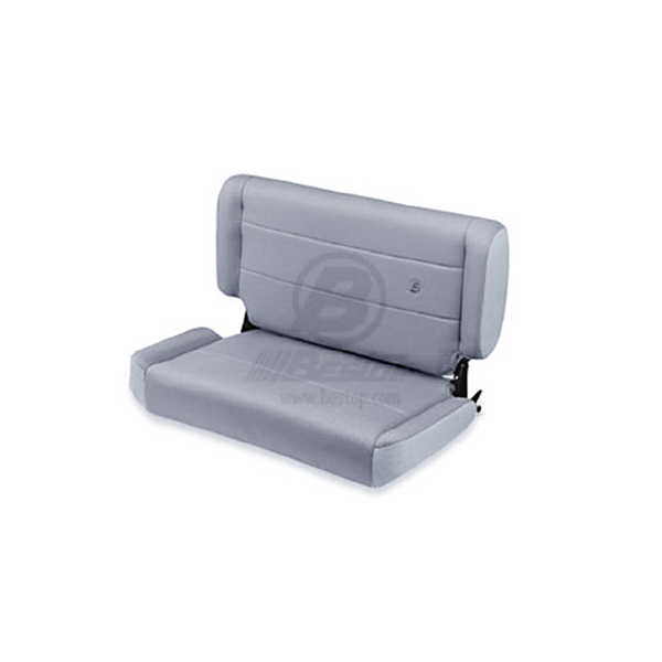 SEAT FOLD & TUMBLE REAR FABRIC TJ CHARCOAL