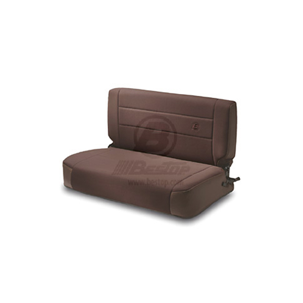REAR FABRIC SEAT, FOLD & TUMBLE SPICE