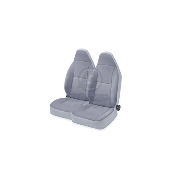 SPORT FRONT RECLINER SEAT, FABRIC CHARCOAL