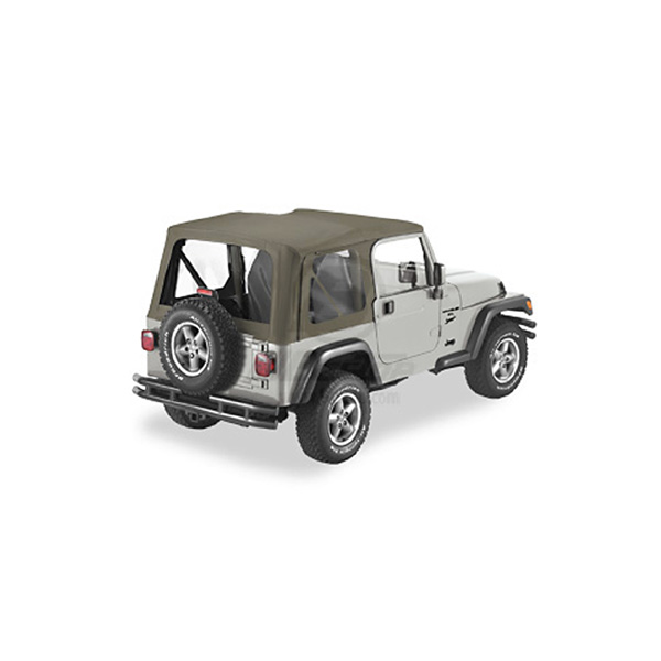 REPLACE-A-TOP, BESTOP, FOR 03-06 TJ NO DOORS