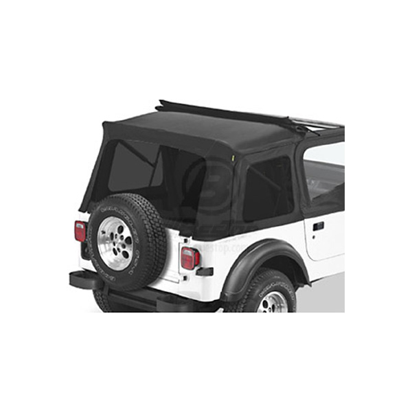 TINT KIT CJ & YJ SUNRIDER BLACK