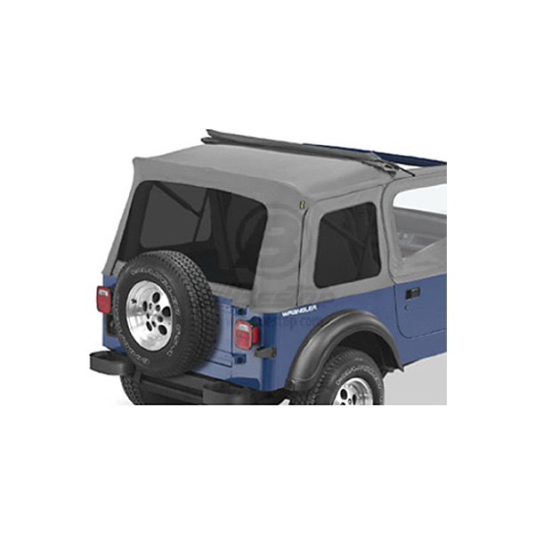 TINT KIT CJ & YJ SUNRIDER CHARCOAL
