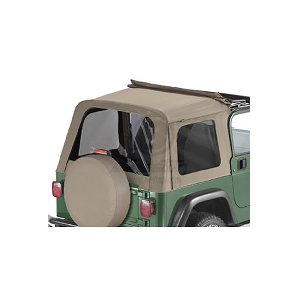 TINT KIT TJ SUNRIDER DARK TAN
