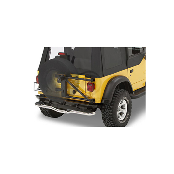 OVERSIZE TIRE CARRIER TJ/LJ
