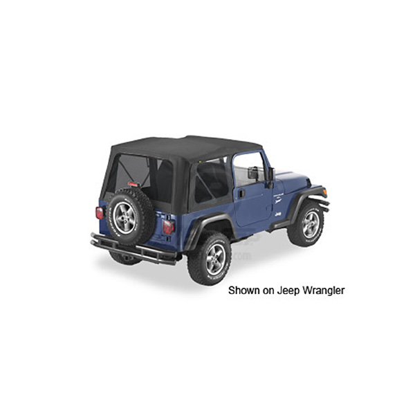 SAILCLOTH FAB REPL 04-06 WRANGLER UNLIMITED
