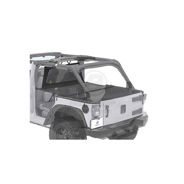 BESTOP WINDJAMMER JK 4 DOOR BLACK