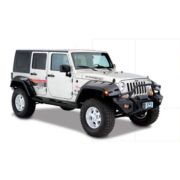 FLARE KIT JK WRANGLER POCKET REAR 2 DOOR