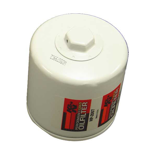 OIL FILTER, K&N, 87-90 ALL &