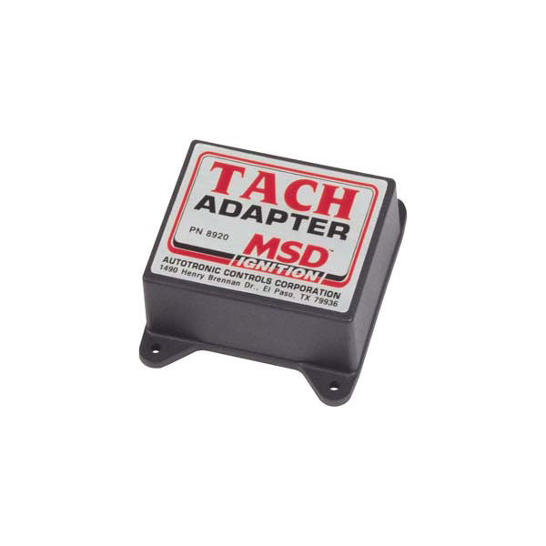 ADAPTER, TACHOMETER FOR MAGNETIC TRIGGER